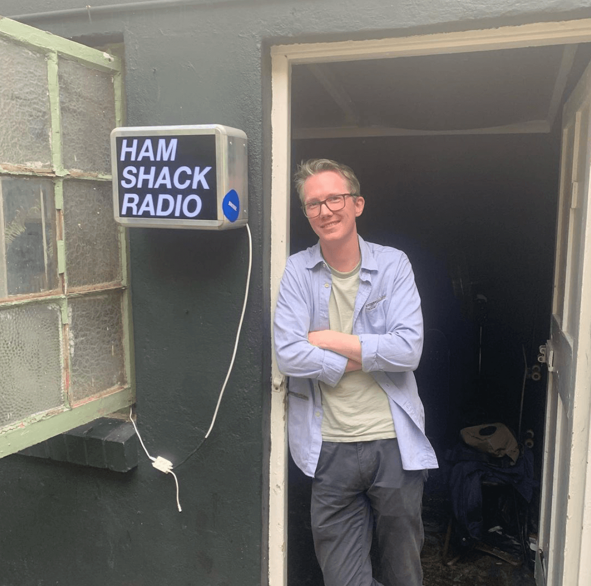Mr Clobbered Alex Montgomery Hamshack Radio